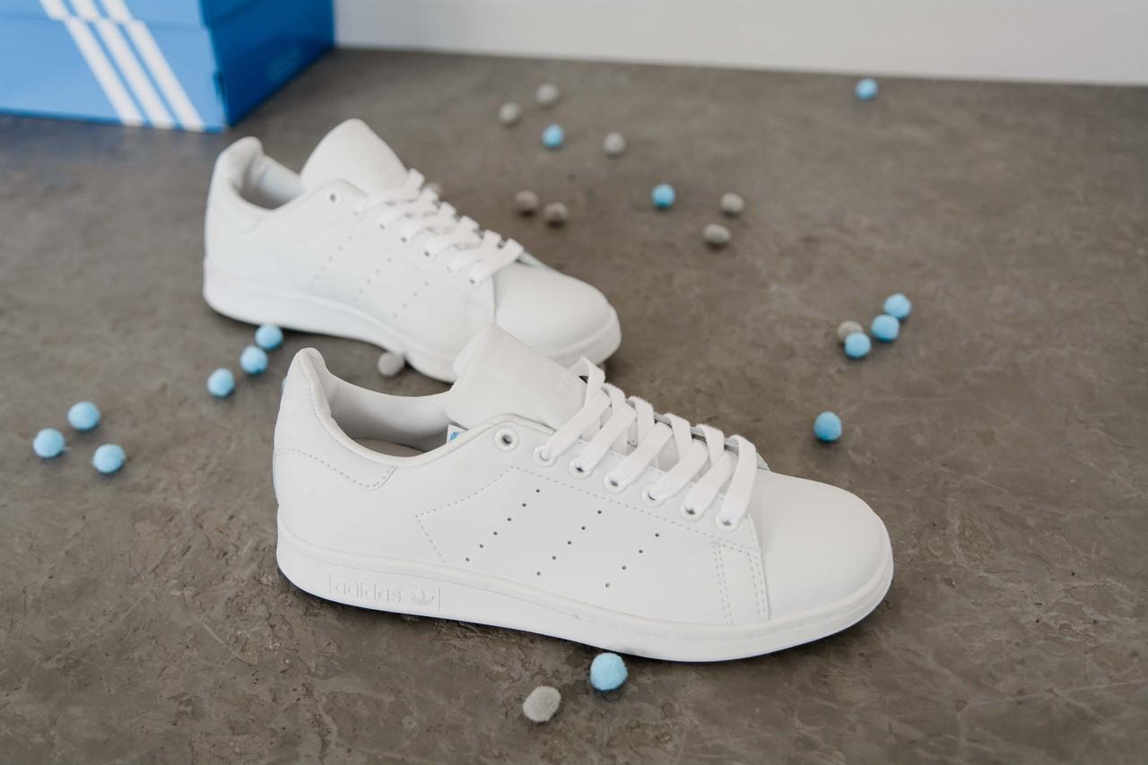 Кроссовки Adidas Stan Smith Triple White