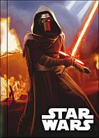 Блокнот для нотаток STAR WARS - Кайло Рен. А6