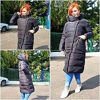 Женская модная зимняя куртка  ДГд98 (бат)