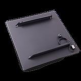 Керамический электрообогреватель HYBRID 375 (черный), фото 7