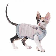"""Свитер Pet Fashion """"Томас"""" (пудра)"""