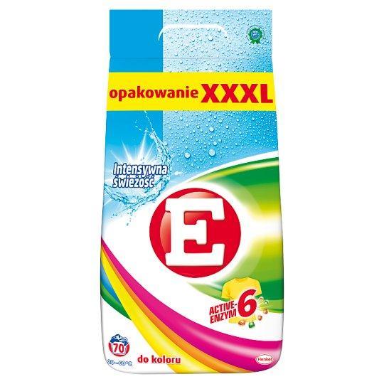 Стиральный порошок Е Color, 70 стирок (4,55кг.)
