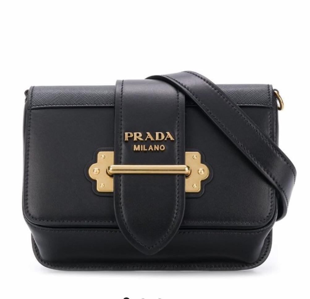 Сумка mini bag на пояс Lux копия бренда