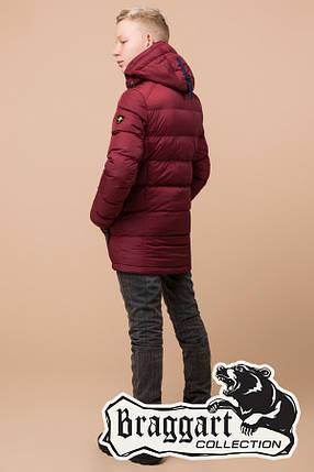 Фирменная зимняя куртка на мальчика Braggart Kids (р. 34, 36, 38) арт. 60455E, фото 2