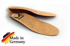 Стельки Sunbed Cork Spannrit (Германия)арт.550