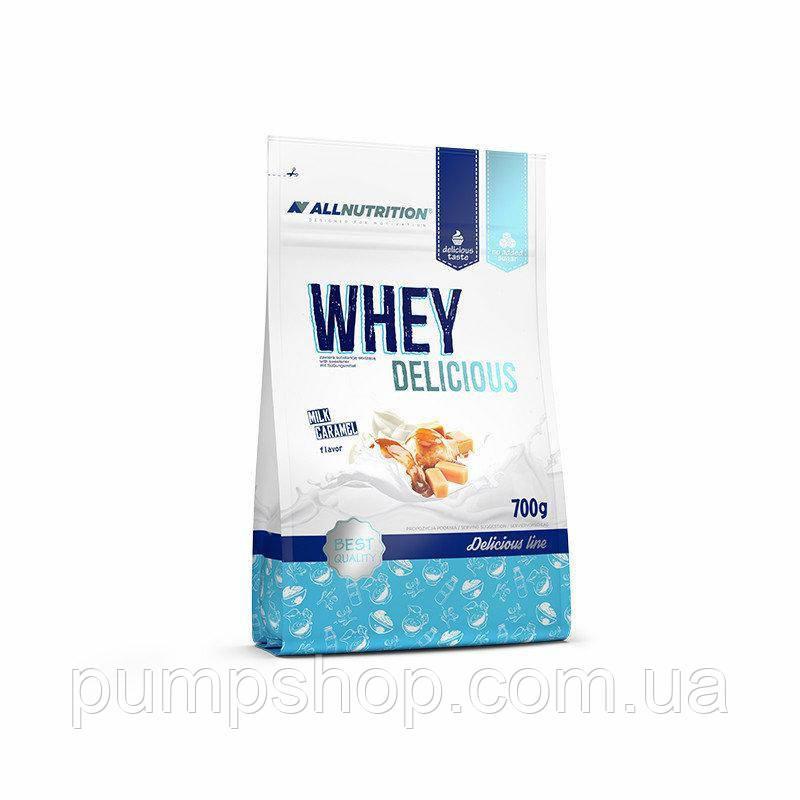 Сывороточный кремовый протеин AllNutrition Whey Delicious 700 г