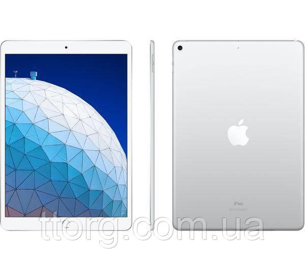 "Планшет Apple iPad Air 2019 Wi-Fi + Cellular 64GB 10,5"" Silver (MV0E2)"