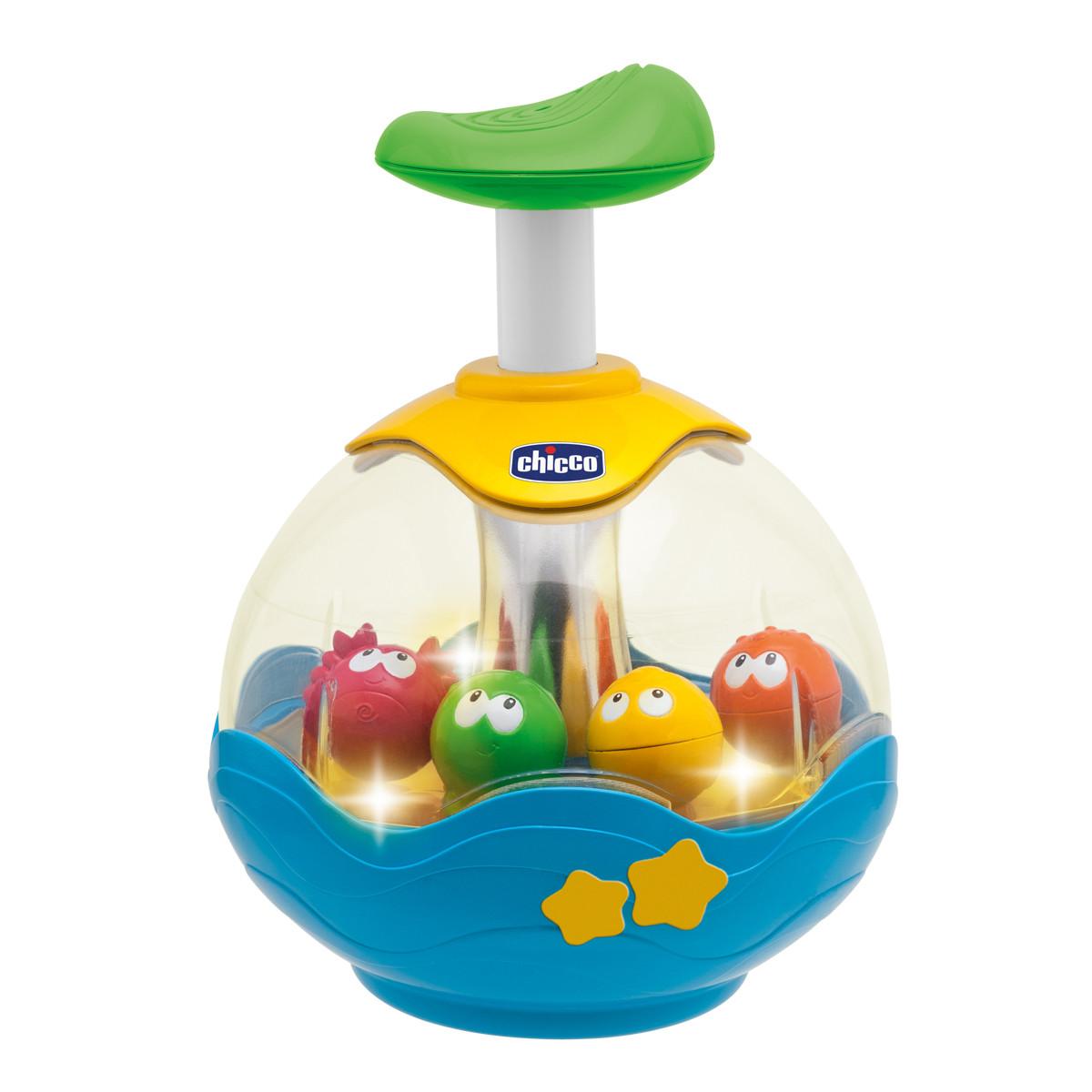 """Игрушка для малышейChicco 68329 """"Юла аквариум"""""""
