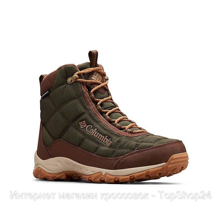 Мужские ботинки Columbia Firecamp Boot WP BM1766-213, фото 1