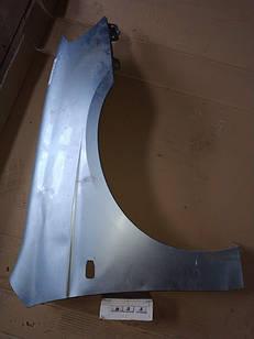 №35 Б/у крыло переднее правое для Kia Cerato 2006-2009 Дифект