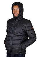 Мужская куртка Dizzy с капюшоном осень-зима 2 цвета