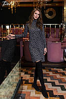 Женское модное платье  ДГак0212, фото 1