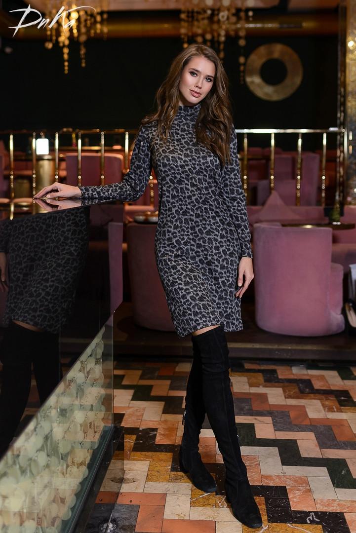 Женское модное платье  ДГак0212
