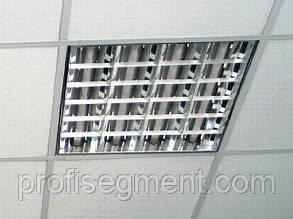 Растровые светильники 4х18 (цена без ламп)