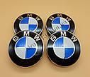 Колпачок ступицы колеса BMW 36136783536 Колпачек в диск БМВ, фото 4