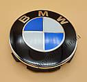 Колпачок ступицы колеса BMW 36136783536 Колпачек в диск БМВ, фото 5