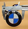 Колпачок ступицы колеса BMW 36136783536 Колпачек в диск БМВ, фото 6