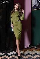 Женский модный костюм  ДГс41144 (норма / бат), фото 1