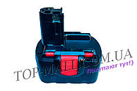 Аккумулятор для шуруповерта Асеса - Bosch 14,4В x 2,0Ач Ni-Cd