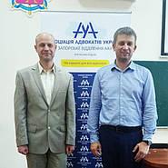 Дмитрий Майстро встретился со студентами-юристами ЗНТУ