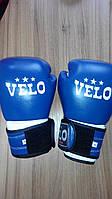 Боксерские перчатки кожа VELO 10oz