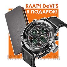 Наручные армейские часы АМСТ (AMST) ВОЕННЫЕ