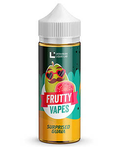 "Frutty Vapes ""Surprised Guava"" 120 мл (Гуава) Премиум Жидкость для Вейпа"