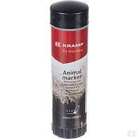 """Маркер - карандаш для маркировки животных черный """"KRAMP"""" (Нидерланды)"""