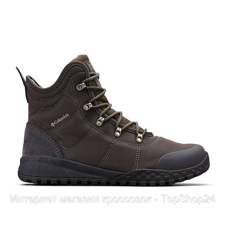 Утепленные ботинки Columbia Fairbanks Omni-Heat Boot BM2806-012