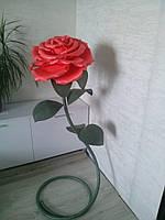 Ростовые цветы из изолона, цветы из изолона