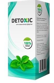 Detoxic антигельминтное средство от паразитов Детоксик ViP