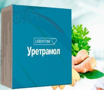 Уретрамол - чай от простатита ViP