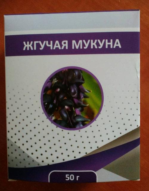 Жгучая Мукуна - порошок ViP