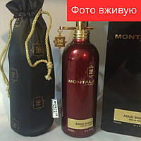 100 ml Montale Paris Aoud Shiny. Eau de Parfum | Женская парфюмированная вода Монталь Ауд Шайни 100 мл ЛИЦЕНЗИЯ ОАЭ