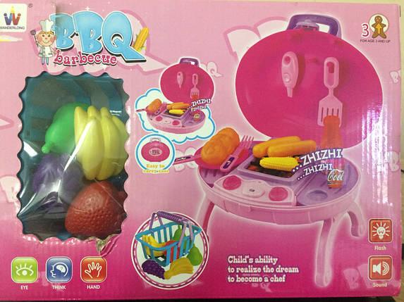 Детский игровой набор барбекю, фото 2