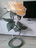 Напольный светильник из изолона, фото 4