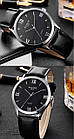 Новый стиль! Мужская сумка слинг Alligator Brown  + В ПОДАРОК Мужские наручные часы WLISTH!!!, фото 7