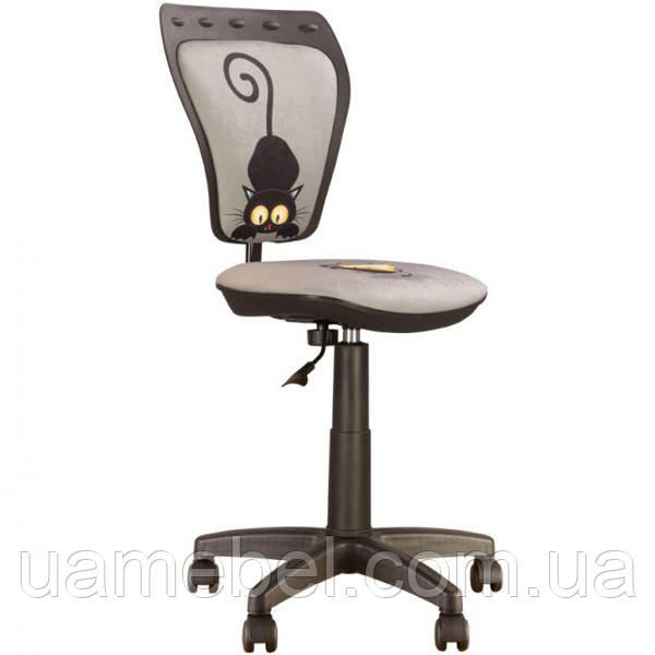 Детское компьютерное кресло MINISTYLE (МИНИСТАЙЛ) GTS CAT GREY