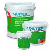 Гидроизоляция на минеральной основе KOSTER KD 2 Blitzpulver, 15 кг