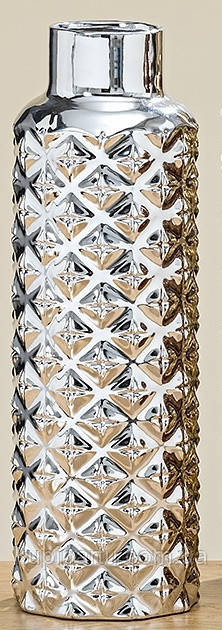 Ваза декор цветная керамика h41см 1009833