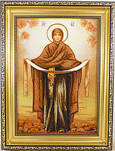 Покрова і-70 Икона Божией Матери Гранд Презент 20*30