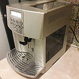 Кофемашина DeLonghi ESAM 3500s Magnifica Automatic Cappuccino б/у + новый молочник!, фото 7