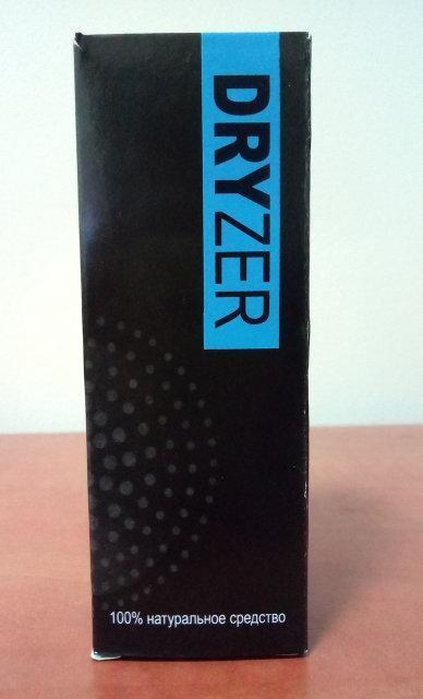 Dryzer - Спрей от потливости (Друзер) ViP
