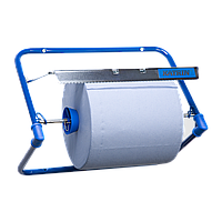 Диспенсер рулонных полотенец настенный Katrin Blue Line 709158
