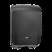 Диспенсер для листовых полотенец сложения ZZ Katrin Inclusive M - черный 92063