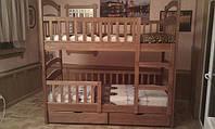 Двухъярусная кровать Карина-Люкс, фото 1
