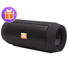 ϞКолонка BL JBL Charge 2+ Black портативная bluetooth MP3 плеер power bank microUSB Стерео