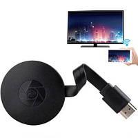 Медиаплеер Ful HD Google Chromecast для передачи изображения на TV (реплика), фото 1