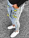 Модные мужские джинсы, Турция, фото 6