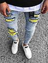 Модные мужские джинсы, Турция, фото 2